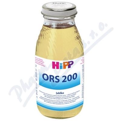 HiPP ORS 200 Jablko odvar 200 ml