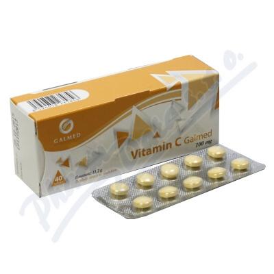 Vitamin C 100mg Galmed 40 tablet