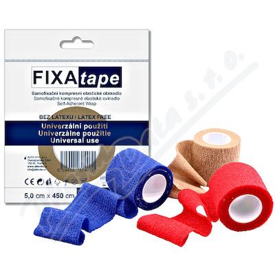 FIXAtape Stretch samofixační obinadlo 5x450cm
