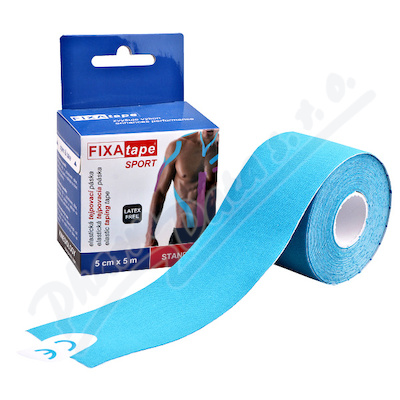 FIXAtape Sport Standard tejp. páska 5cmx5m modrá
