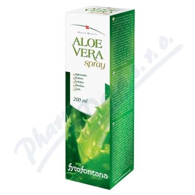 Fytofontana Aloe vera spray 200ml