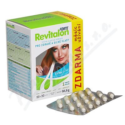 Revitalon Forte cps.90+30 zdarma