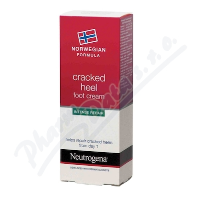 Neutrogena NR Krém na rozpraskané paty 50ml