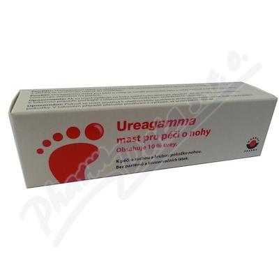 Ureagamma mast pro péči o nohy 45ml