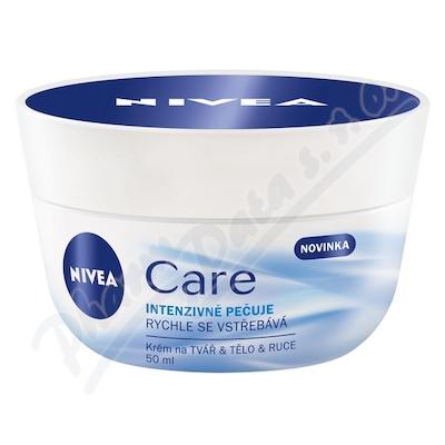 NIVEA Care výživný krém 50ml 80128