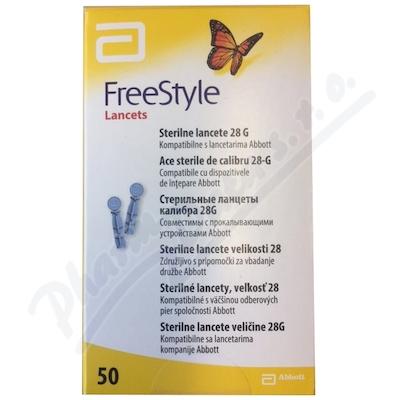FreeStyle Lancets 50ks