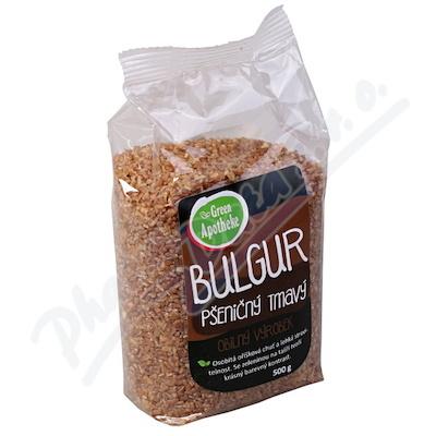 Green Apotheke Bulgur pšeničný tmavý 500g