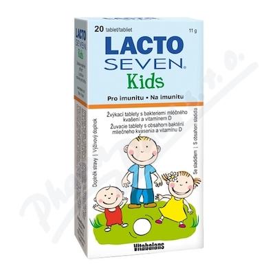 LactoSeven Kids tbl.20