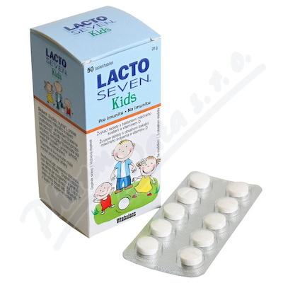 LactoSeven Kids tbl.50