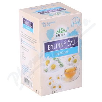 Herbofit Bylinný čaj Heřmánek Galmed 20x1.5g