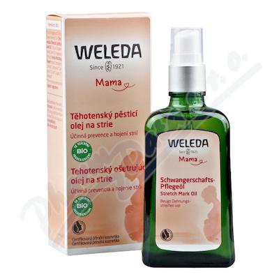 WELEDA Těhotenský pěsticí olej na strie 100ml