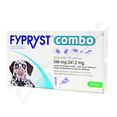 FYPRYST combo 1x2.68 spot-on pro psy 20-40kg
