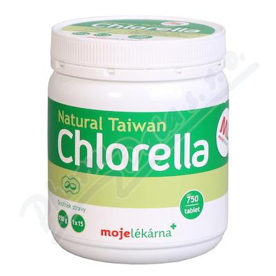 Chlorella tbl.750 Moje lékárna