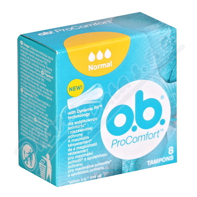 o.b. tampony ProComfort Normal 8ks
