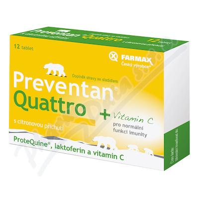 Preventan Quattro citron.přích.tbl.12