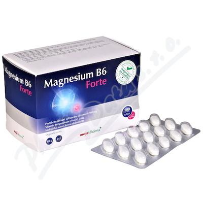 Magnesium B6 Forte tbl.100+20 Moje lékárna