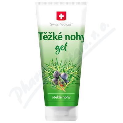 Těžké nohy gel 200 ml SwissMedicus