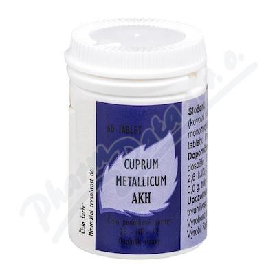 Cuprum metallicum AKH por.tbl.60