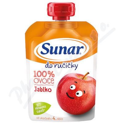 Sunar Do ručičky JABLKO 100g