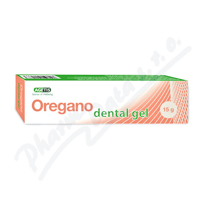 Oregano dental gel 15 g