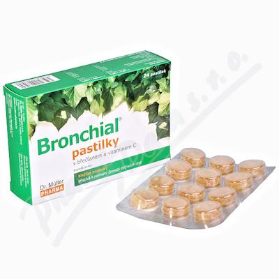 Bronchial pastilky 24ks Dr.Müller