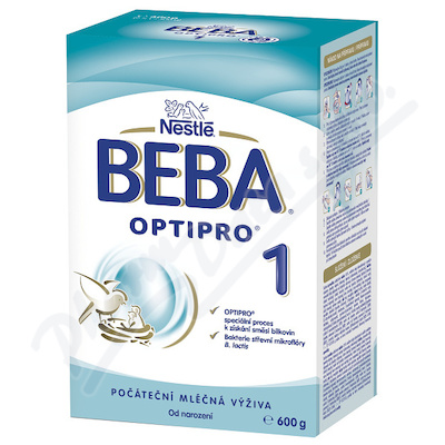 BEBA OPTIPRO 1 600g