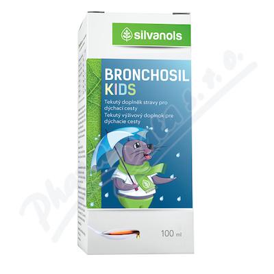 Bronchosil Kids roztok 100ml