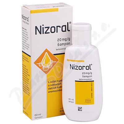 Nizoral 20mg/g šampon 60ml