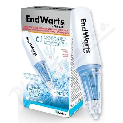 EndWarts FREEZE kryoterapie bradavic 7.5g