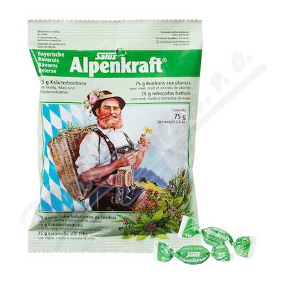 Salus Alpenkraft bylinné bonbony 75g