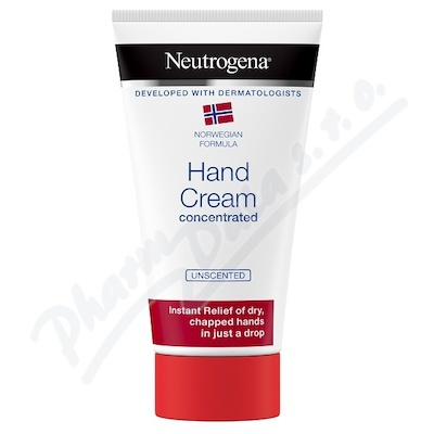Neutrogena krém na ruce neparfemovaný 75ml