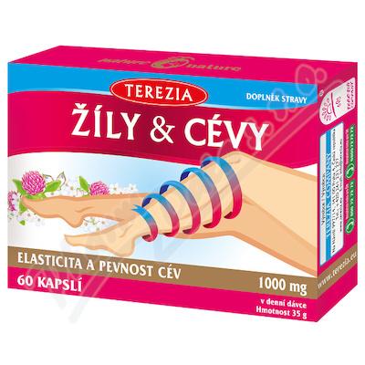 TEREZIA Žíly & Cévy cps.60