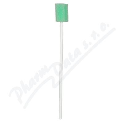 Tyčinky pro hyg.dut.ústní suchá pěna 14.5cm 5ks