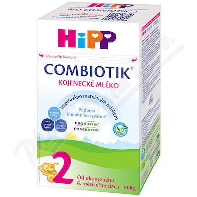 HiPP MLÉKO HiPP 2 BIO Combiotik 500g