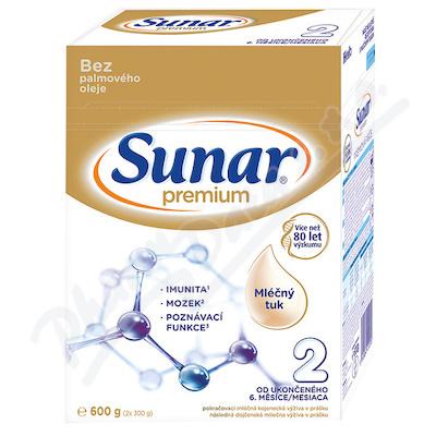 Sunar Premium 2 600g - nový