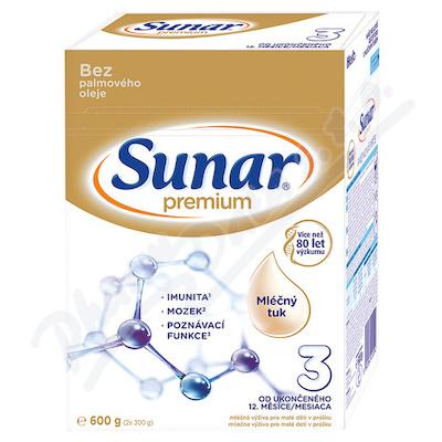 Sunar Premium 3 600g - nový
