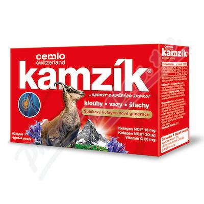 Cemio Kamzík cps.60 2020