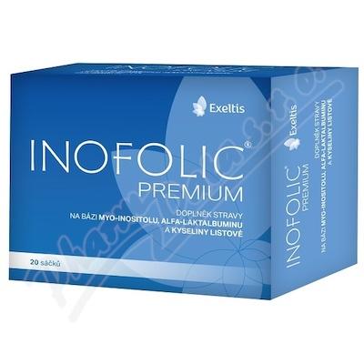 Inofolic Premium 20 sáčků