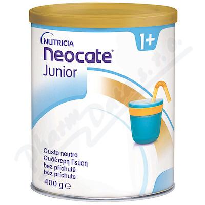 Neocate Junior bez příchutě por.plv.sol. 2x400g