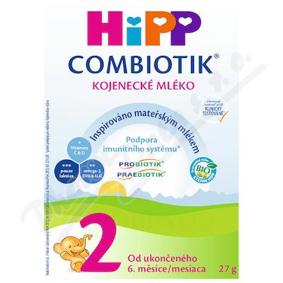 HiPP MLÉKO HiPP 2 BIO Combiotik vzorek 27g