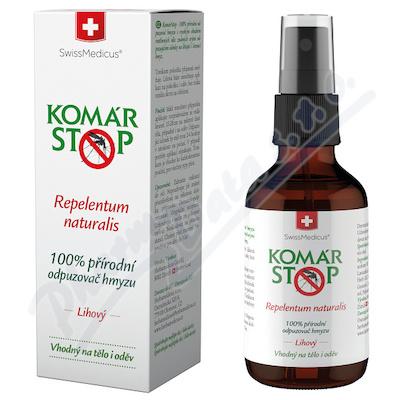Swissmedicus přírodní repelent Komárstop 100ml