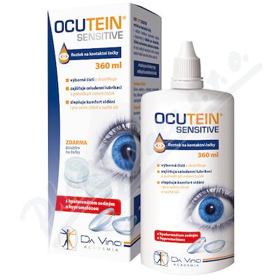 OCUTEIN SENSITIVE roztok na kontaktní čočky 360ml