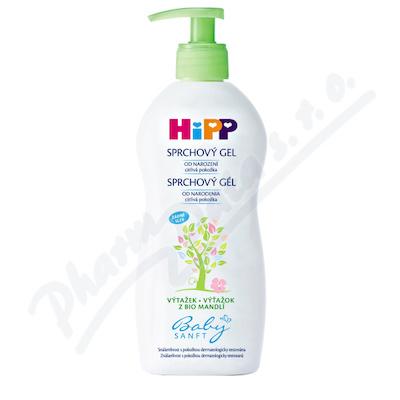 HiPP BABYSANFT Sprchový gel 400ml