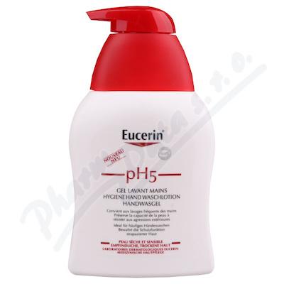 EUCERIN pH5 mycí emulze na ruce 250ml