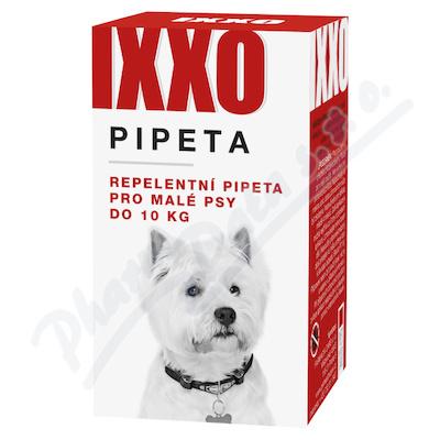 PET HEALTH CARE IXXO Pipeta pes do 10kg 1x15ml