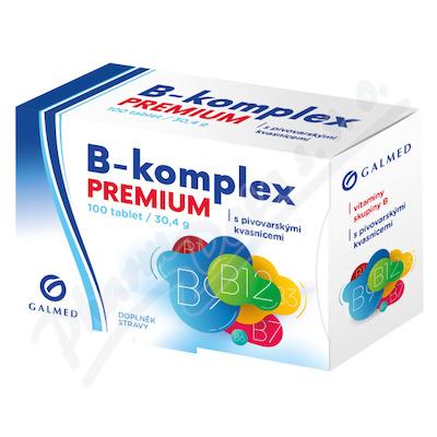 B-komplex PREMIUM Galmed tbl 100