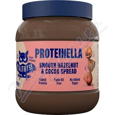 HealthyCo Proteinella čokoláda a ískový oříšek 750g
