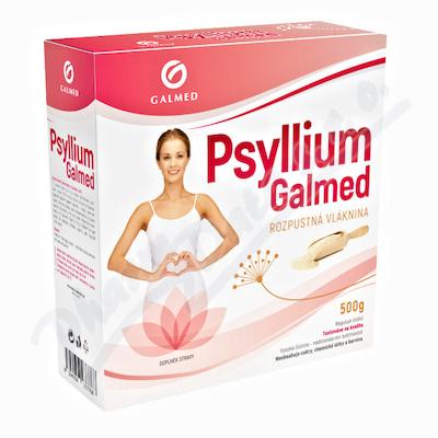 Psyllium-indická rozpustná vláknina Galmed 500g
