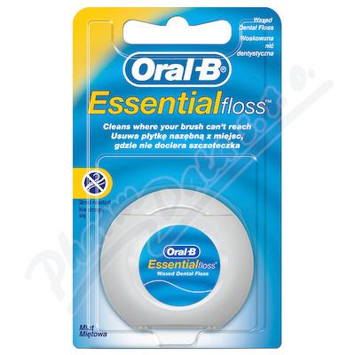 Oral-B dent.nit EssentialFloss Mint Wax 50m