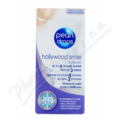 Zubní pasta PD Hollywood smile 50ml